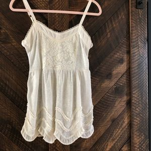 Lace Aeropostale top 2 for $10